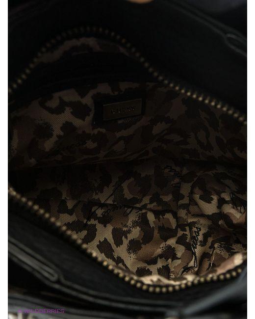 Сумки Guess                                                                                                              чёрный цвет