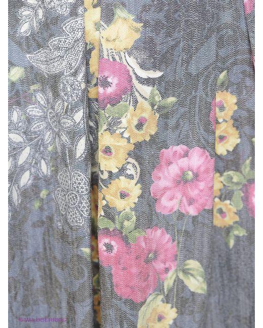 Платья TOPSANDTOPS                                                                                                              серый цвет
