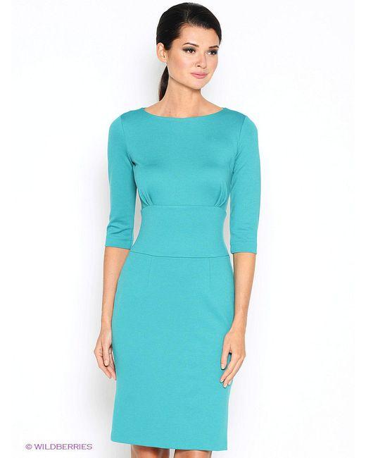 Платья RUXARA                                                                                                              Бирюзовый цвет