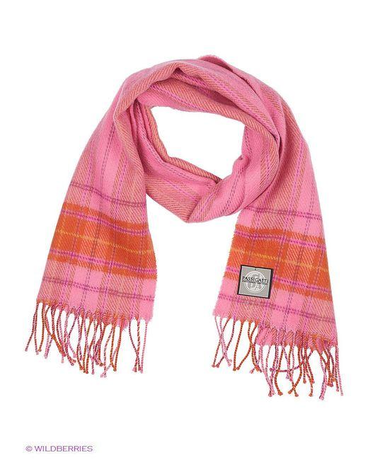 Шарфы Passigatti                                                                                                              розовый цвет