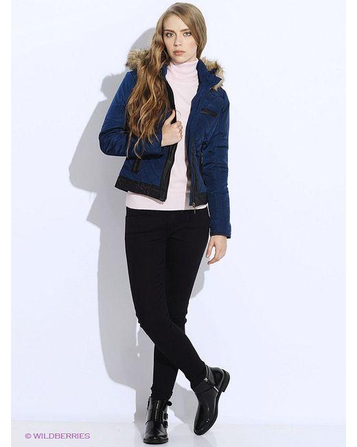 Куртки Emoi by Emonite                                                                                                              синий цвет