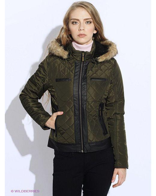Куртки Emoi by Emonite                                                                                                              зелёный цвет