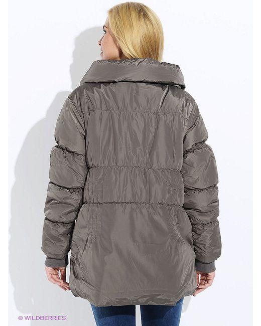 Куртки Emoi by Emonite                                                                                                              серый цвет