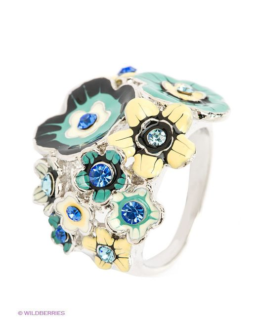Кольца Royal Diamond                                                                                                              голубой цвет