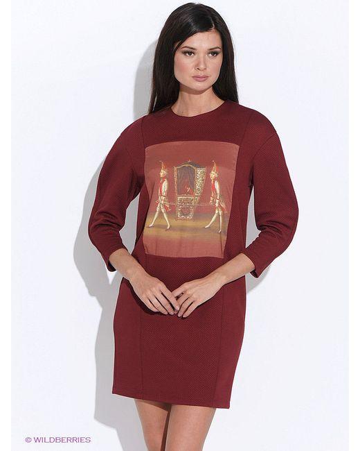 Платья Alina Assi                                                                                                              красный цвет