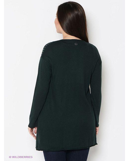 Кардиганы Fiorella Rubino                                                                                                              зелёный цвет