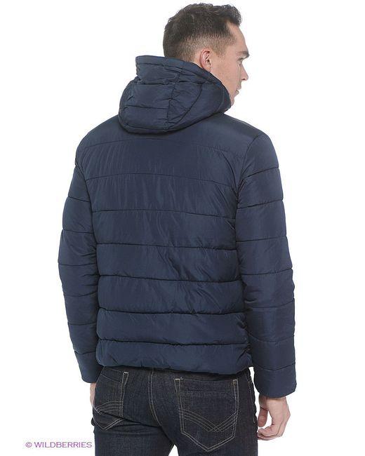 Куртки ТВОЕ                                                                                                              синий цвет