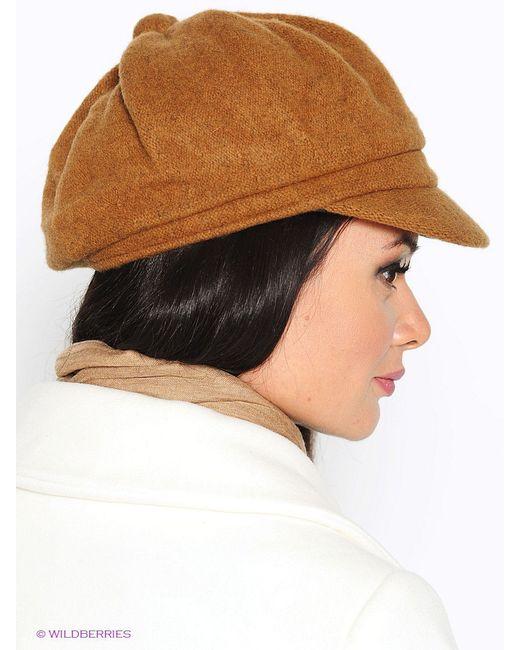 Кепки Mascotte                                                                                                              коричневый цвет