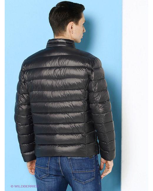 Куртки Trussardi                                                                                                              Антрацитовый цвет