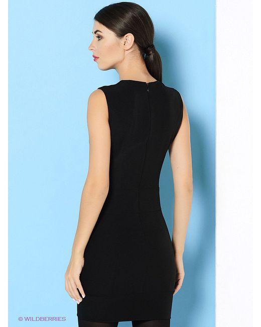 Платья Tru Trussardi                                                                                                              чёрный цвет