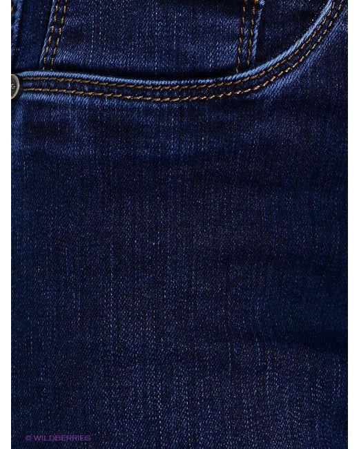 Джинсы Tom Farr                                                                                                              синий цвет