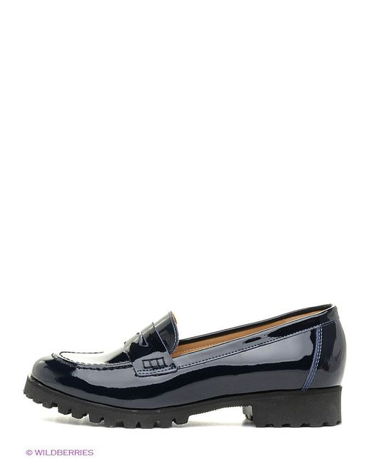 Туфли Dino Ricci                                                                                                              синий цвет