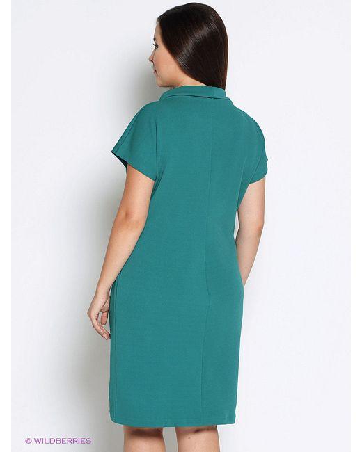 Платья Forus                                                                                                              Бирюзовый цвет