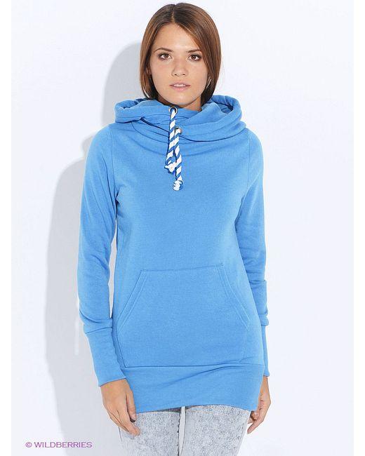Толстовки Moodo                                                                                                              голубой цвет