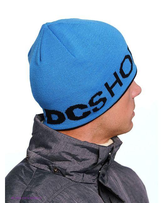 Шапки Dc Shoes Dcshoes                                                                                                              синий цвет
