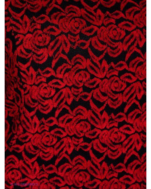 Джемперы Битис                                                                                                              красный цвет
