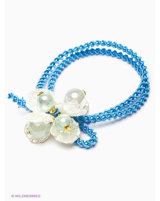 Заколки Kameo-Bis                                                                                                              голубой цвет