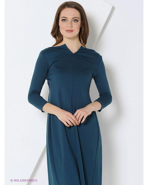 Платья Alina Assi                                                                                                              Лазурный цвет