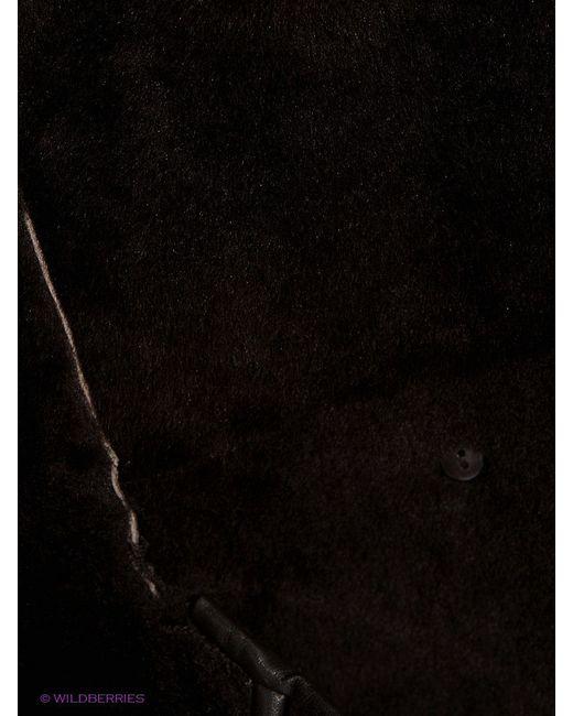 Дубленки Finn Flare                                                                                                              коричневый цвет