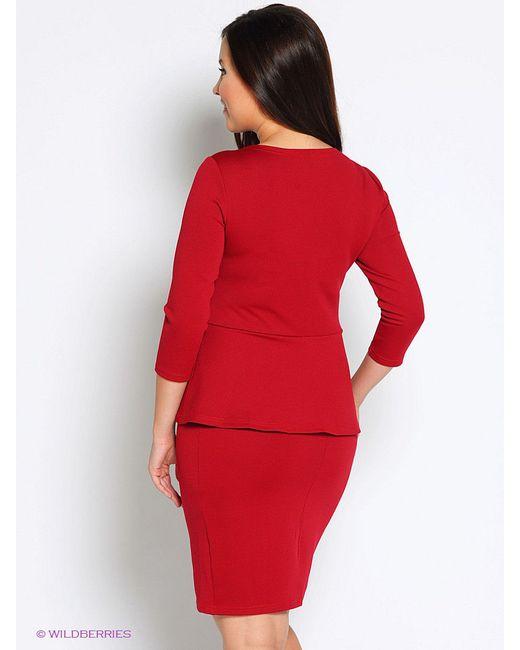 Платья Sun&Art                                                                                                              красный цвет