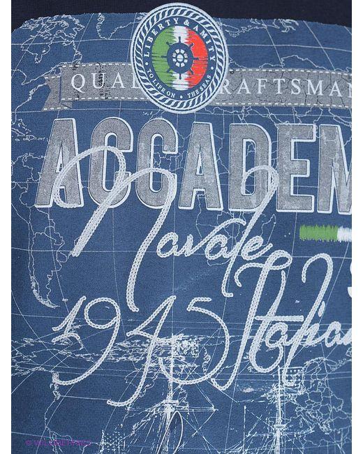 Лонгслив BAGGAGE                                                                                                              синий цвет