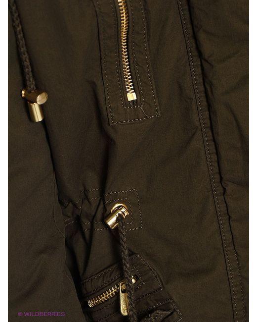 Куртки Befree                                                                                                              коричневый цвет