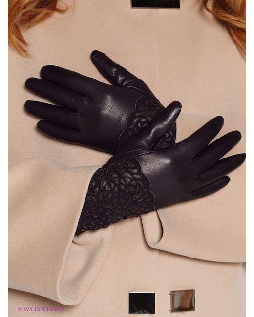 Перчатки Eleganzza                                                                                                              фиолетовый цвет