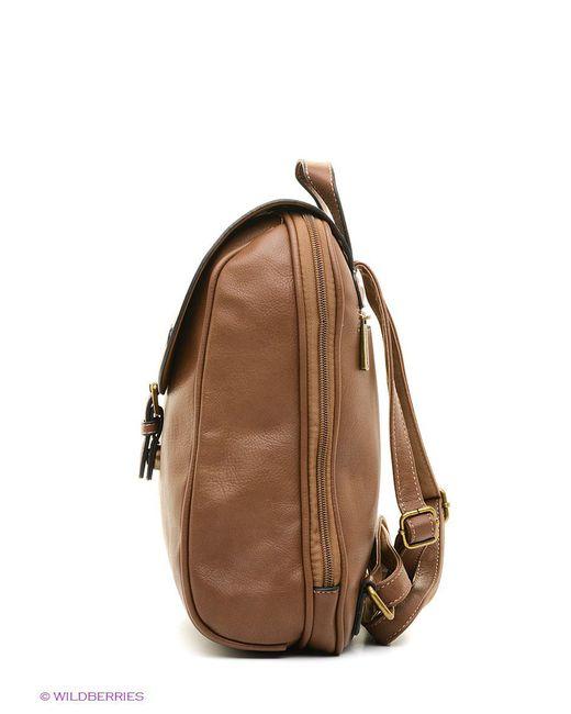 Рюкзаки David Jones                                                                                                              коричневый цвет