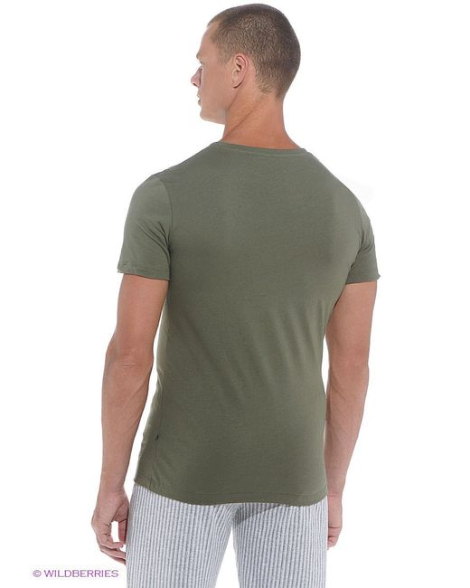 Футболка Extreme Intimo                                                                                                              зелёный цвет
