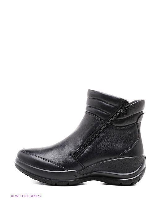 Ботинки Ralf Ringer                                                                                                              чёрный цвет