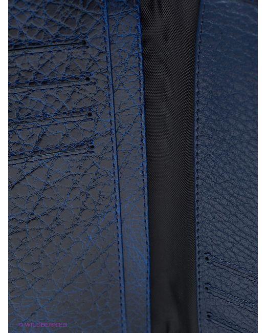 Портмоне Esse                                                                                                              синий цвет