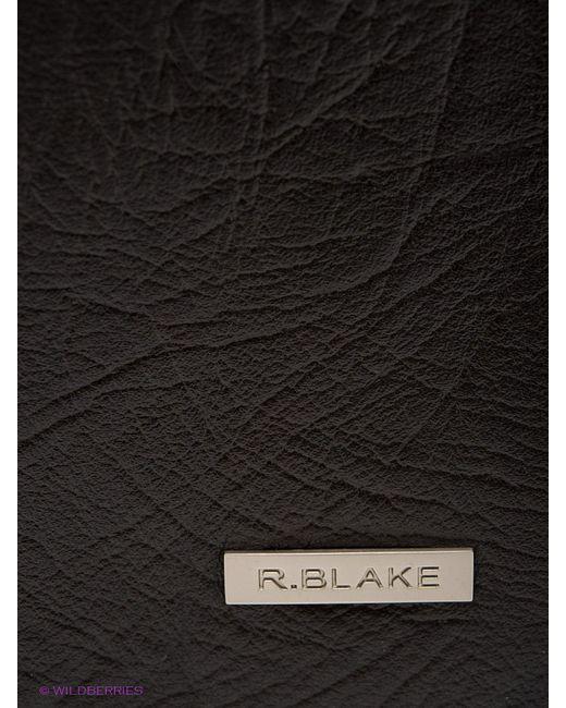 Сумки R.Blake                                                                                                              коричневый цвет