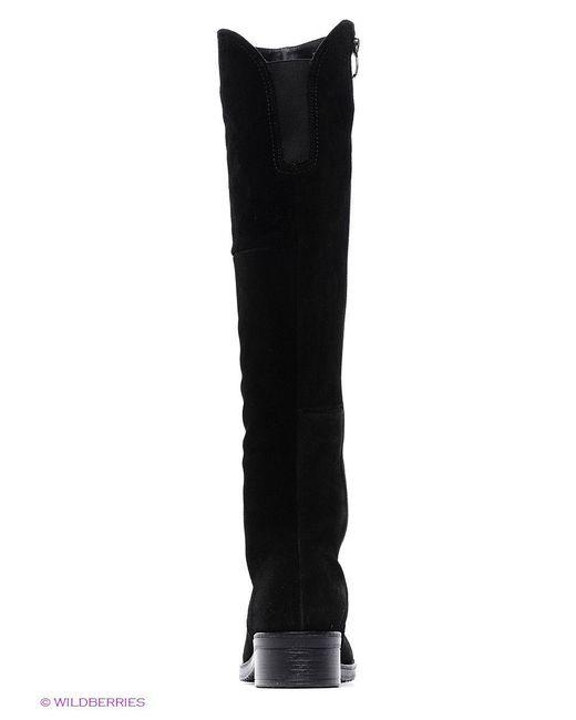 Ботфорты BELWEST                                                                                                              чёрный цвет