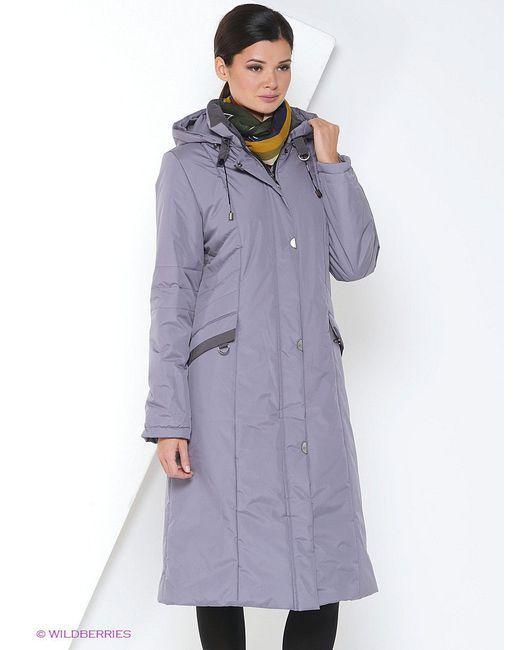 Пальто Maritta                                                                                                              фиолетовый цвет