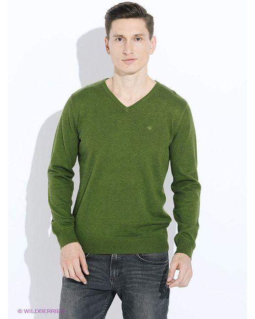 Свитеры TOM TAILOR                                                                                                              зелёный цвет