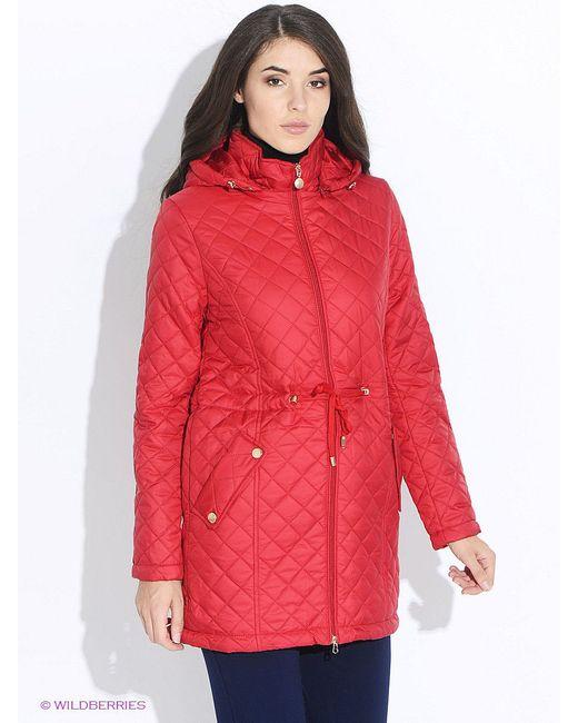 Куртки Tom Farr                                                                                                              красный цвет