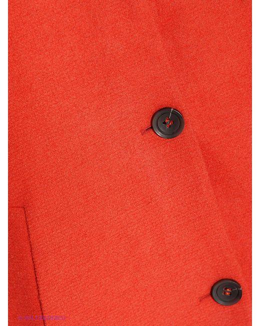 Пальто Tom Farr                                                                                                              оранжевый цвет