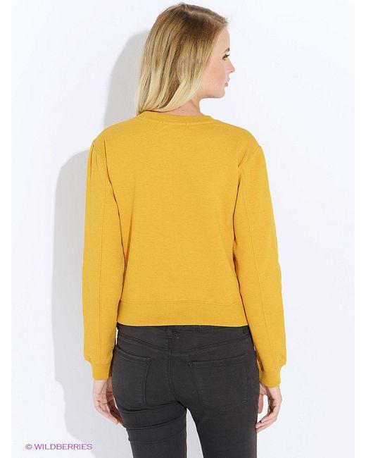Толстовки Tally Weijl                                                                                                              желтый цвет