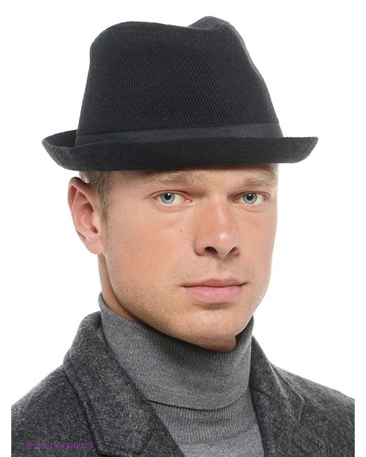Шляпы Oodji                                                                                                              чёрный цвет