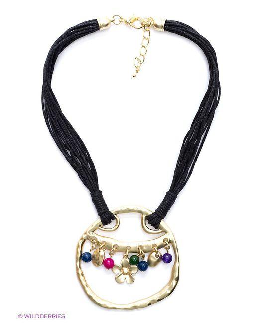 Ожерелья Модные истории                                                                                                              Золотистый цвет