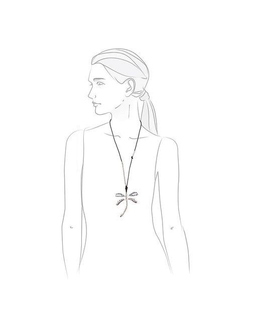 Ожерелья Модные истории                                                                                                              серебристый цвет