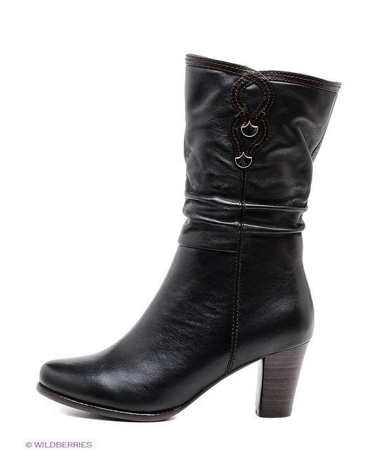 Ботинки Sinta Gamma                                                                                                              чёрный цвет