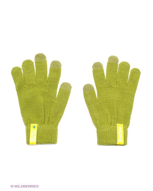 Перчатки True Spin Truespin                                                                                                              зелёный цвет