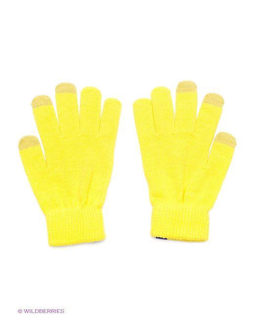 Перчатки True Spin Truespin                                                                                                              желтый цвет