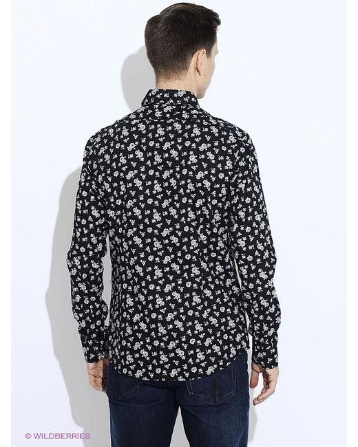 Сорочки Oodji                                                                                                              чёрный цвет