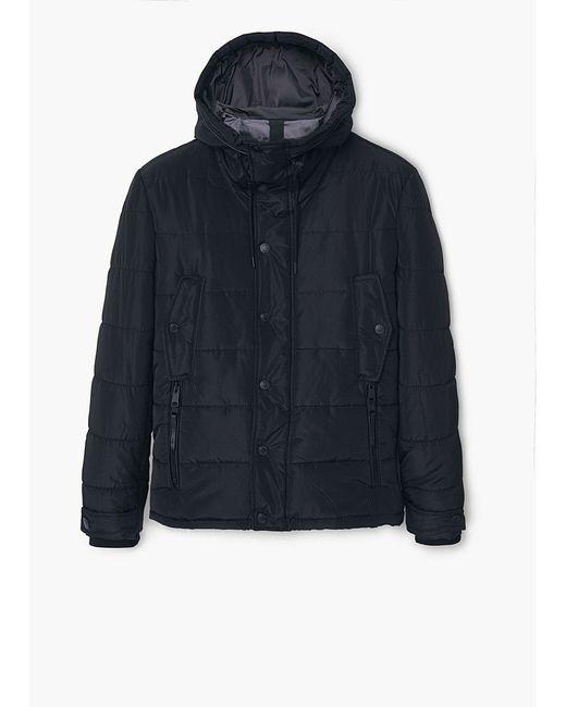 Куртки Mango Man                                                                                                              чёрный цвет