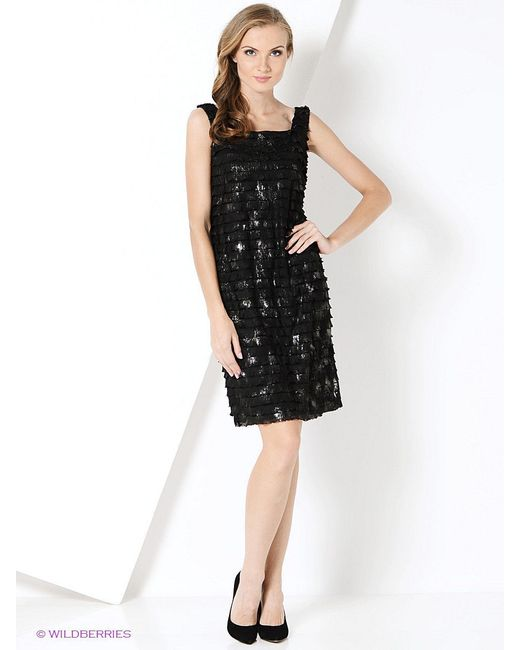 Платья Magnolica                                                                                                              чёрный цвет
