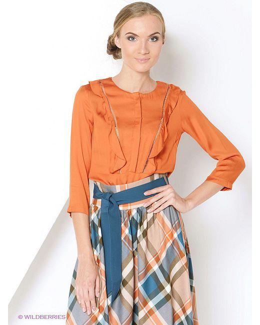 Блузки ADL                                                                                                              оранжевый цвет
