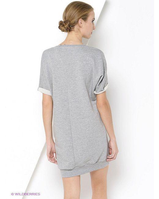 Платья ADL                                                                                                              серый цвет