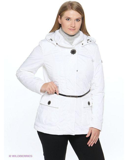 Куртки Finn Flare                                                                                                              белый цвет